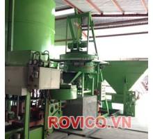 Máy ép ngói màu RVC-1500