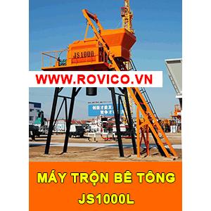 Máy trộn bê tông JS1000
