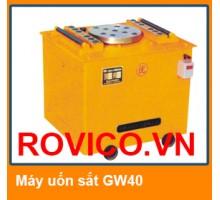 Máy Uốn Sắt GW40