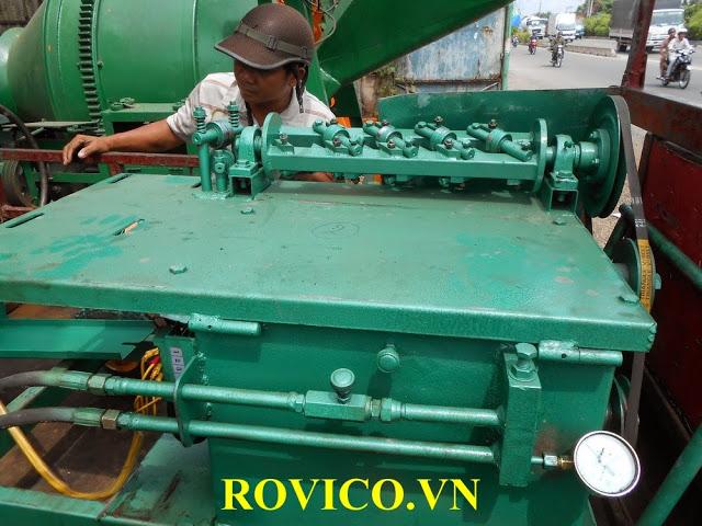 máy uốn đai sắt tự động phi 6