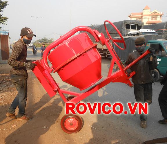 đại lý máy trộn bê tông giá rẻ