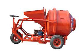 Nhập khẩu máy trộn bê tông tự hành 350 lít giá sỉ, giá rẻ