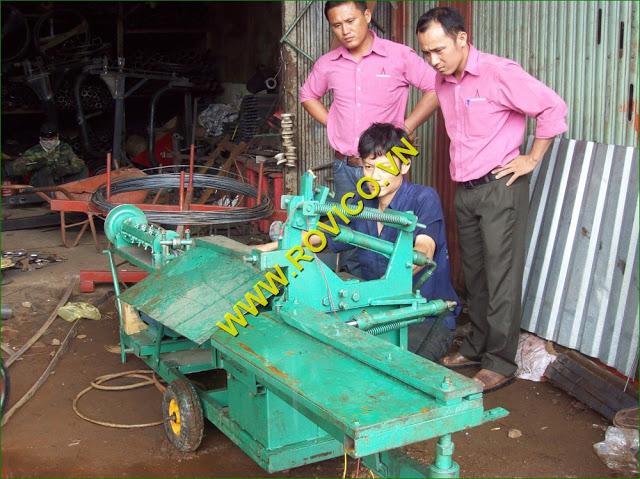Ba lý do đừng bỏ qua máy bẻ đai sắt tự động